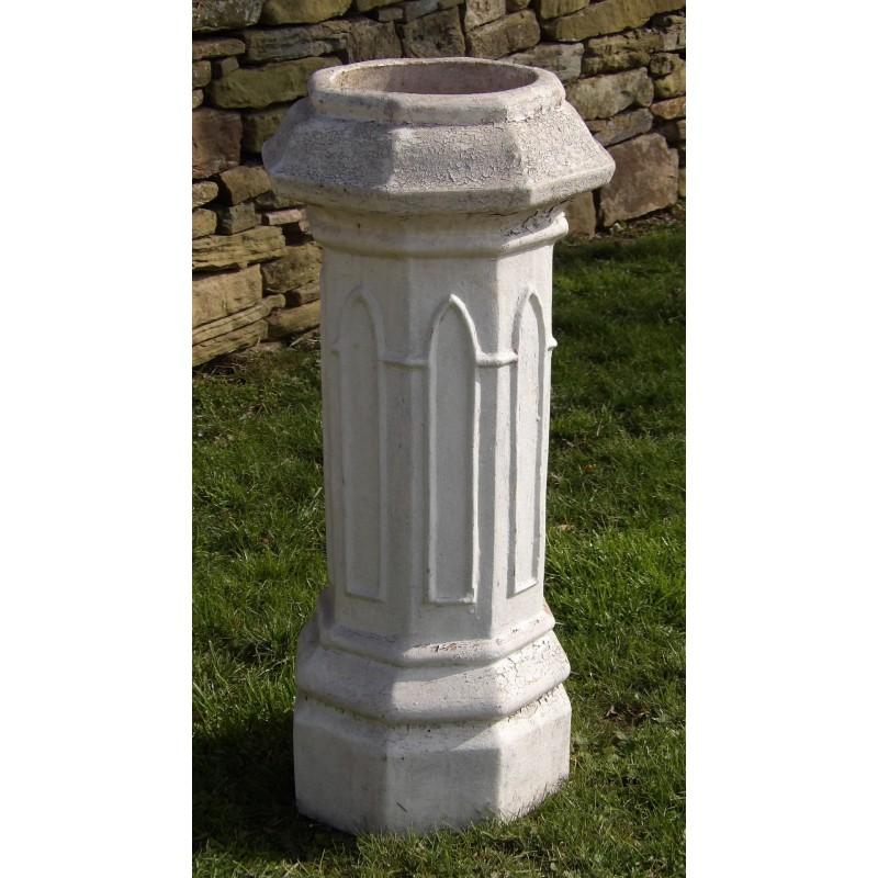 Gothic Chimney Pot