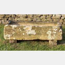 Old Cotswold Stone Trough