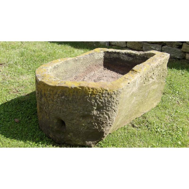 Old Stone Pump Trough