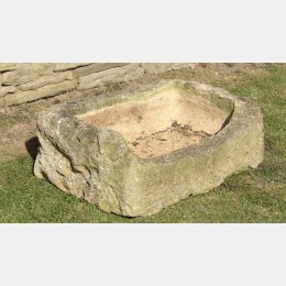 Old Limestone Trough