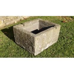 Rectangular Stone Trough