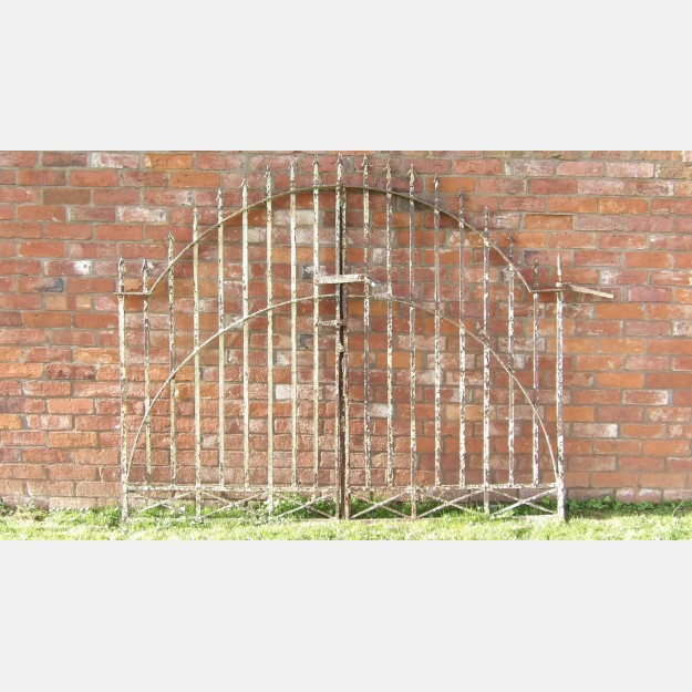 Pair of Old Iron Gates