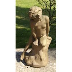 Vintage Garden Statue
