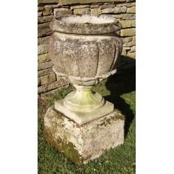 Vintage Garden Urn
