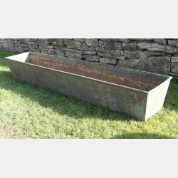 Old Cast-Iron Trough