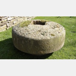 Old Cider Mill Stone