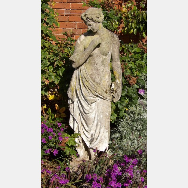 Antique Garden Statue