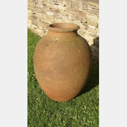 Antique Terracotta Oil Jar
