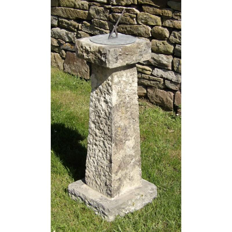 Antique Garden Sundial