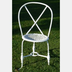 Antique Garden Chair