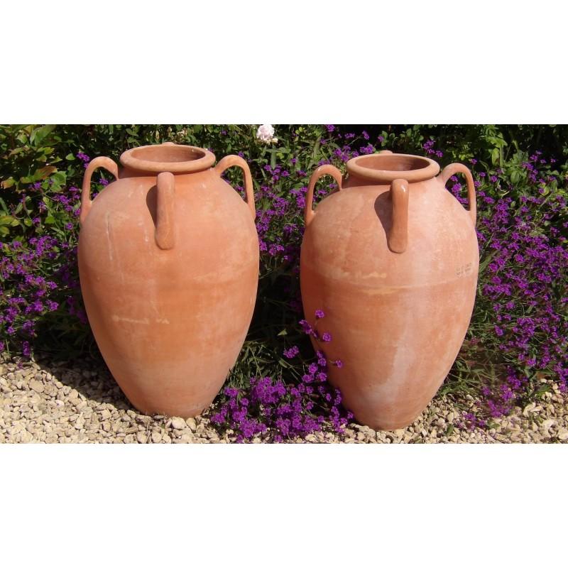 Enzo Lago Terracotta Amphora