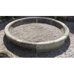 Antique Stone Pool Surround