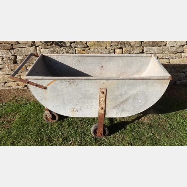 Vintage Trough Planter