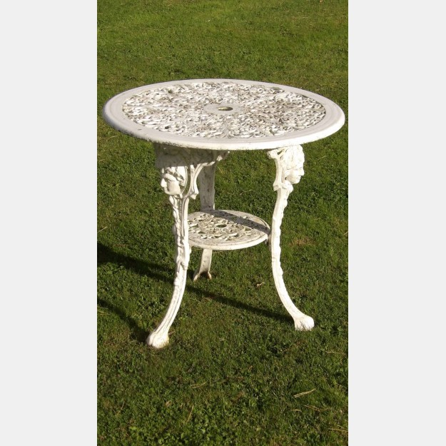 Aluminium Garden Table