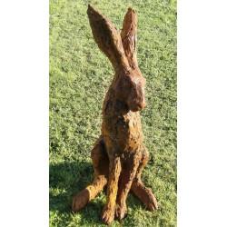 Christine Baxter - Sitting Hare