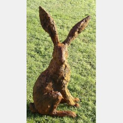 Christine Baxter - Alert Hare