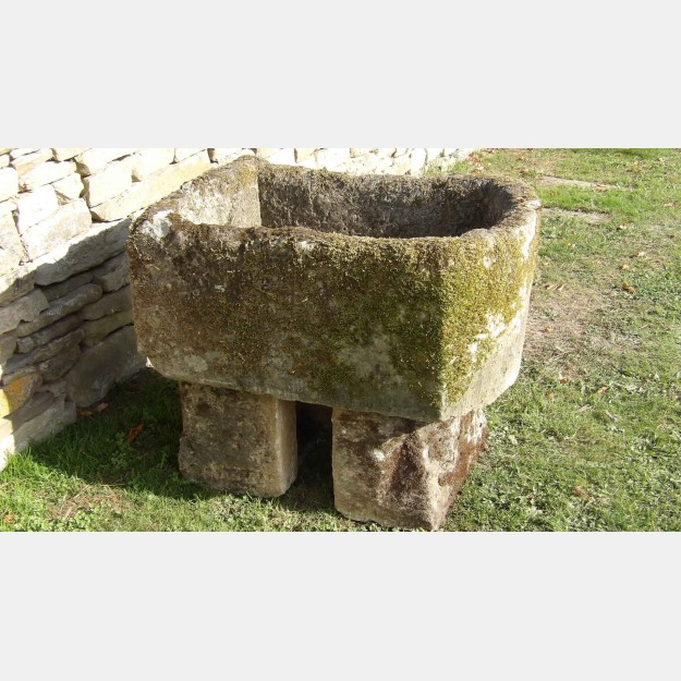 Large Limestone Trough