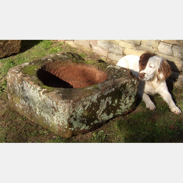 Large Sandstone Trough