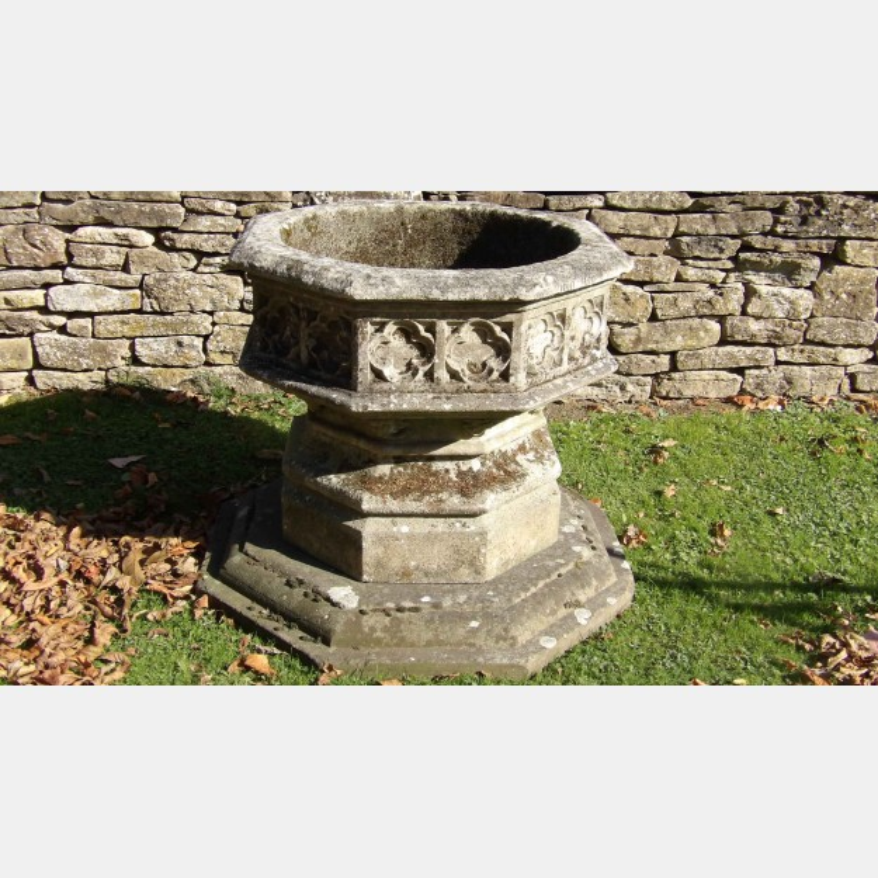 Gothic Garden Font