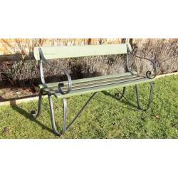 A Vintage Garden Bench