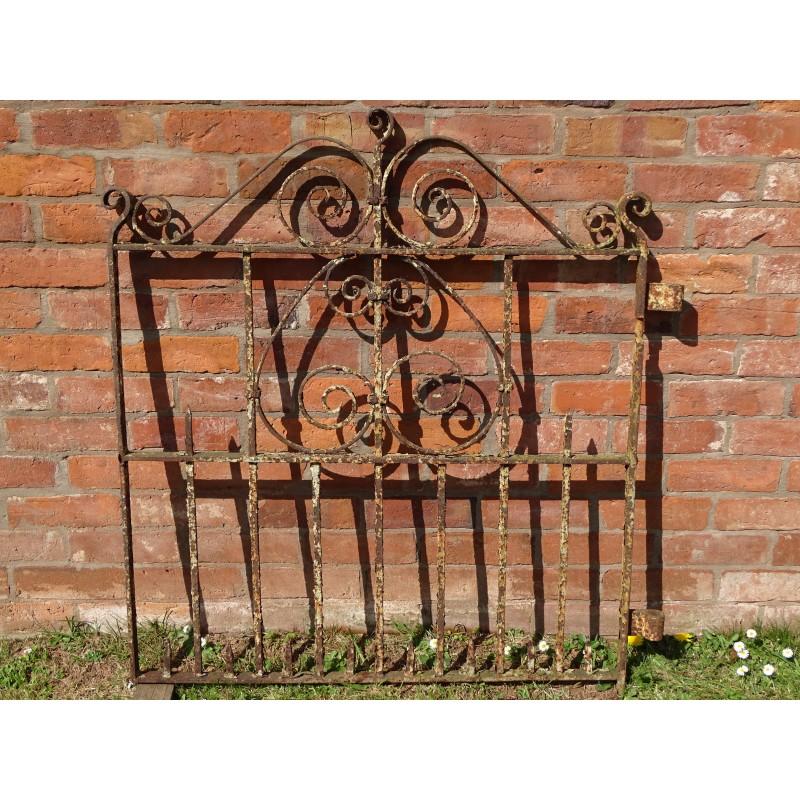 Salvaged Garden Gate
