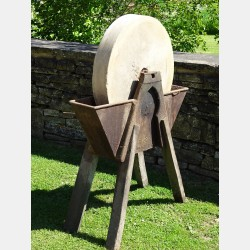 Falkirk Iron Sharpening Wheel