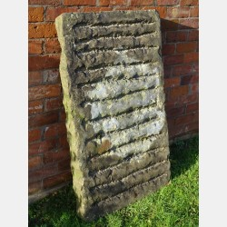Salvaged Stone Feature