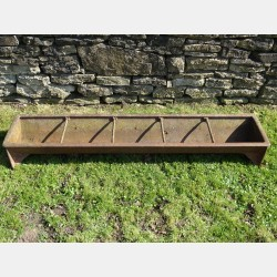 Vintage Iron Trough