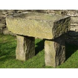 Raised Stone Trough