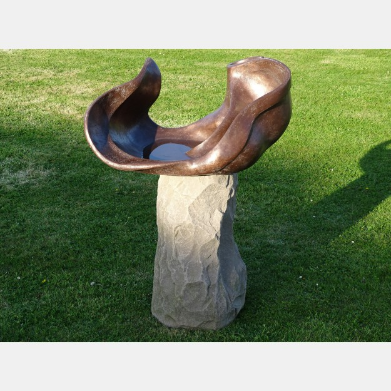 Karen Bird 'Abstract Form 1'