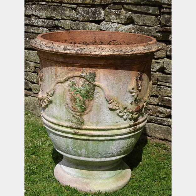 French Anduze Pot