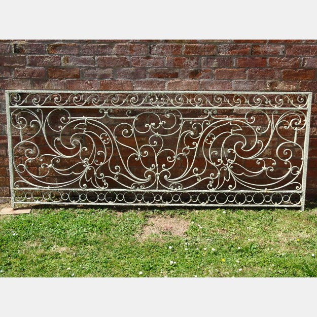 Salvaged Iron Screen