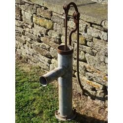 Salvaged Water Pump