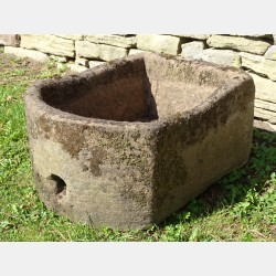 Sandstone Pump Trough