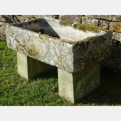 Antique Stone Sink