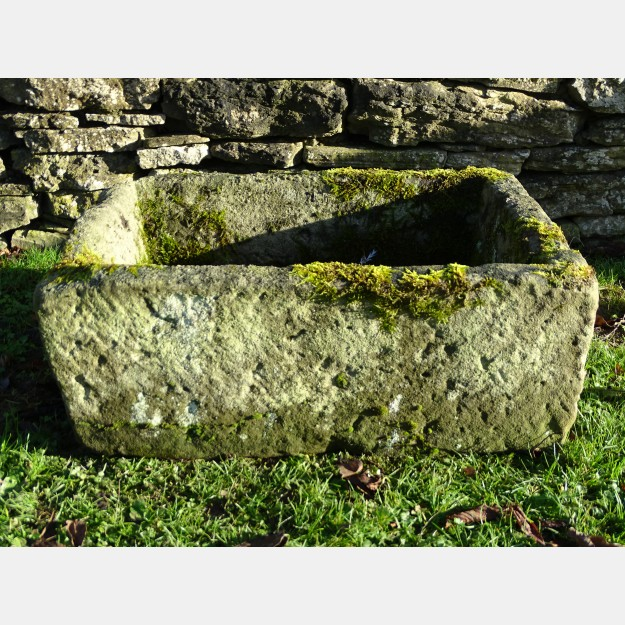 Antique Sandstone Trough