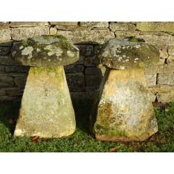 Antique Staddlestones
