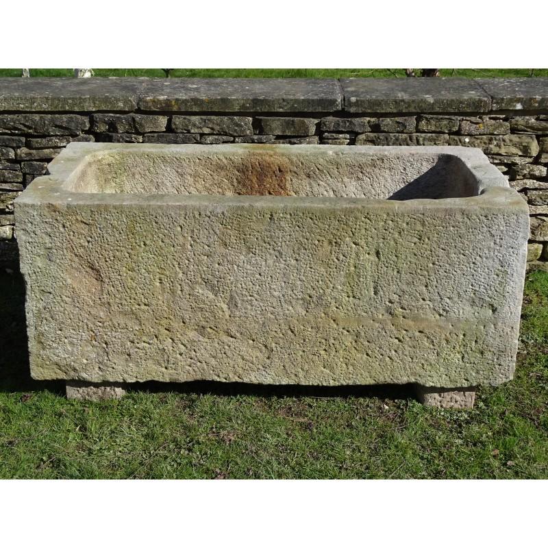 Antique Stone Horse Trough