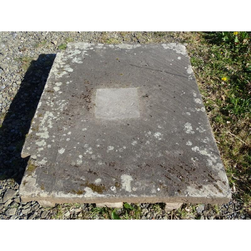 Salvaged Door Stone