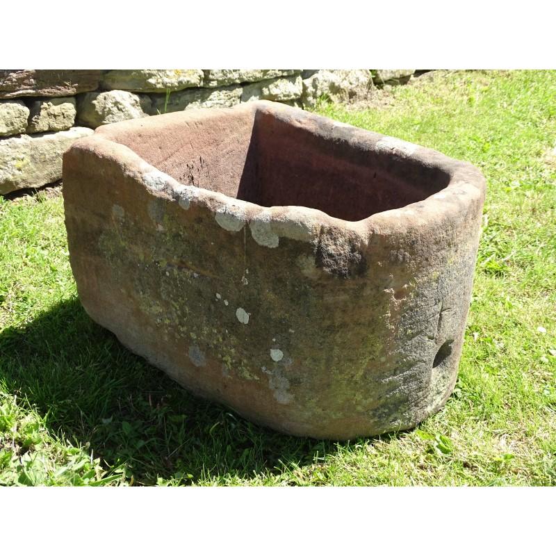 Antique Sandstone Pump Trough