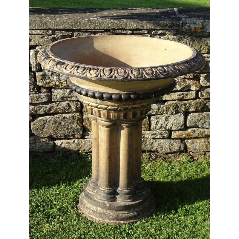 Antique Terracotta Jardiniere