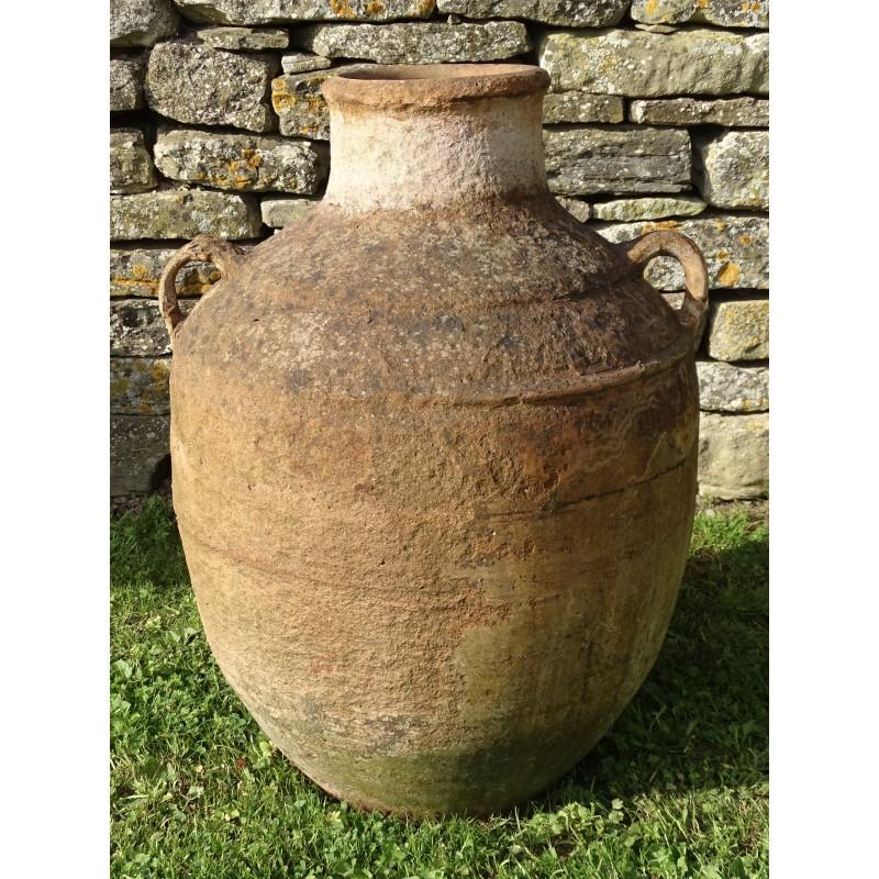 Antique Terracotta Amphora