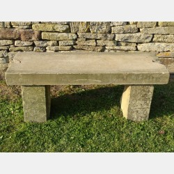 Old Stone Seat