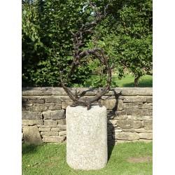 'Carbon Cycle' Bronze Sculpture