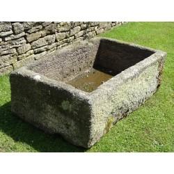 Antique Granite Water Trough