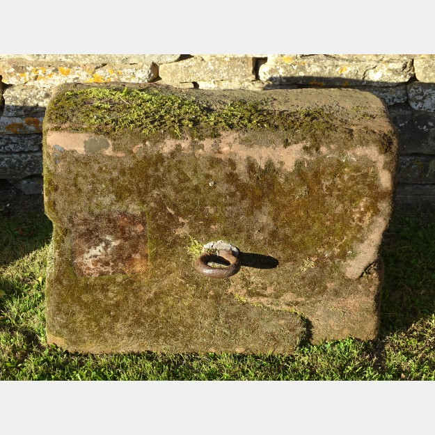 Old Cheese Press Stone