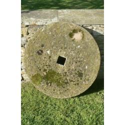 Old Stone Wheel