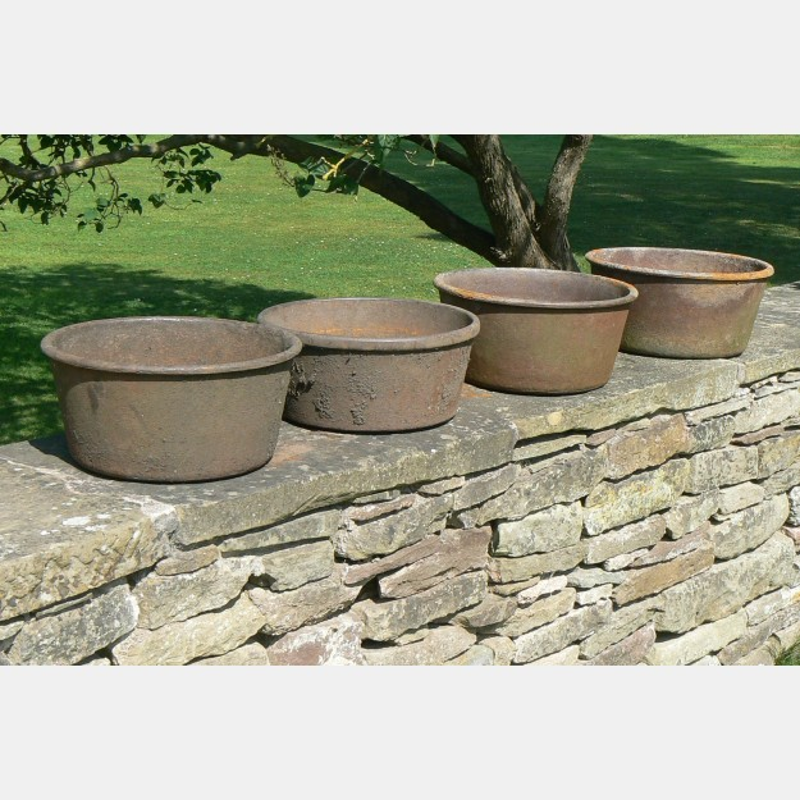 Cast Iron Bowls (Individual)