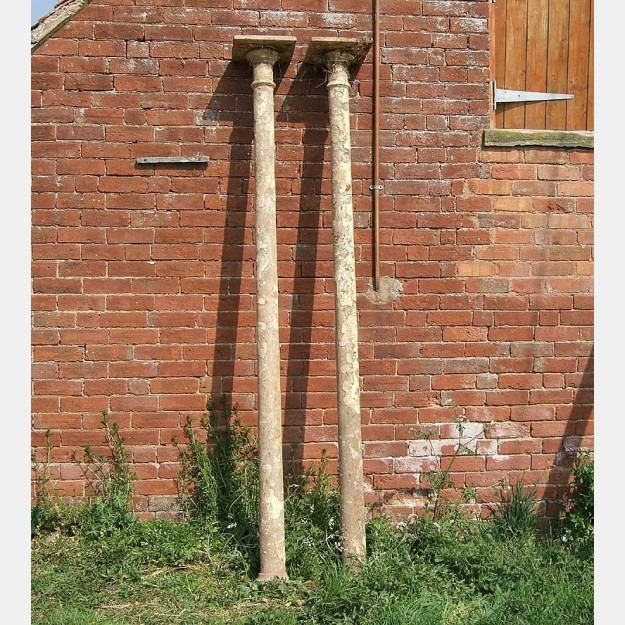 cast iron pillars
