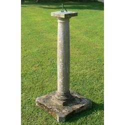 Vintage Stone Sundial